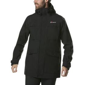 Berghaus Otago InterActive Shell Jacket Men Black/Black